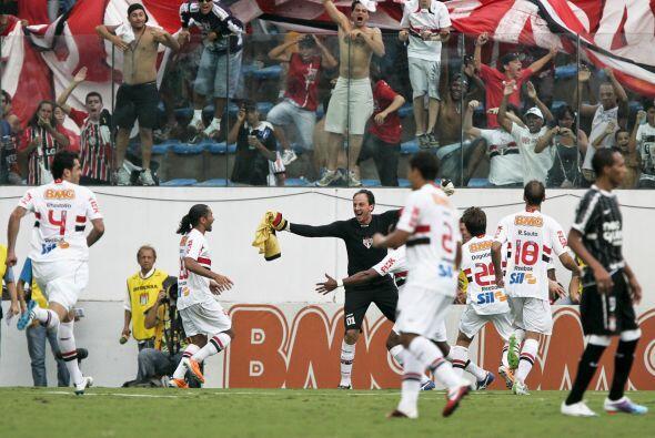 Desde que es titular, el Sao Paulo ha ganado una Libertadores y un Mundi...
