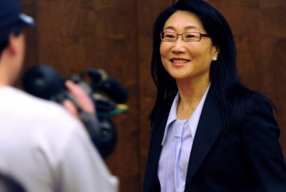54.- CHER WANG: Empresaria taiwanés, es co-fundadora y presidente...