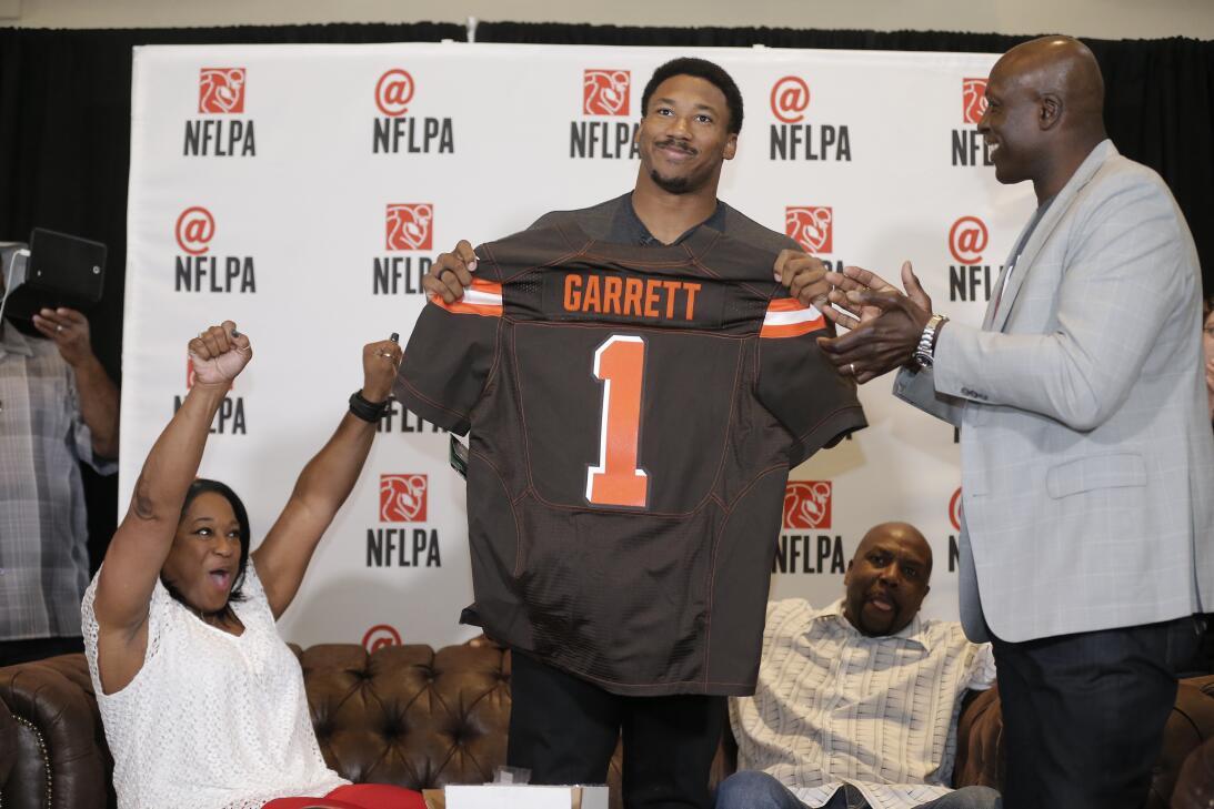 2017 NFL Draft | First round picks