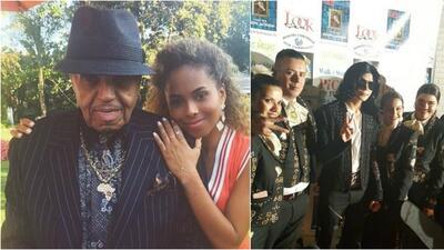 El papá de Michael Jackson celebra con mariachi su cumpleaños número 89