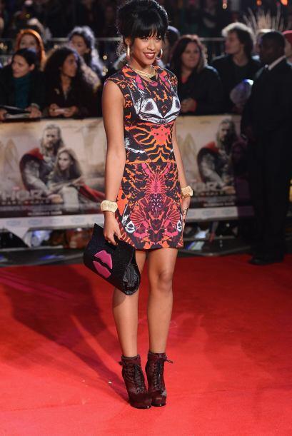 El nuevo fenómeno nacido de X-Factor, Tamera Foster, eligi&oacute...