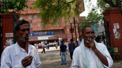 Acusado de violación mortal en India está en condición crítica.