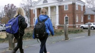 Universidad de Virginia.