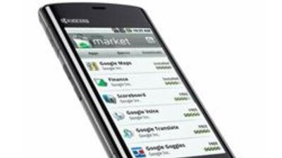 Regresando al mercado celular, Kyocera lanzará Zio, un móvil  de Android...