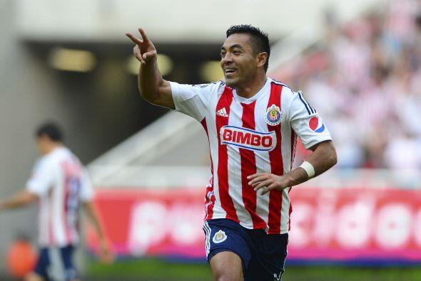 Marco Fabián es el jugador más reciente que ha jugado con las dos player...