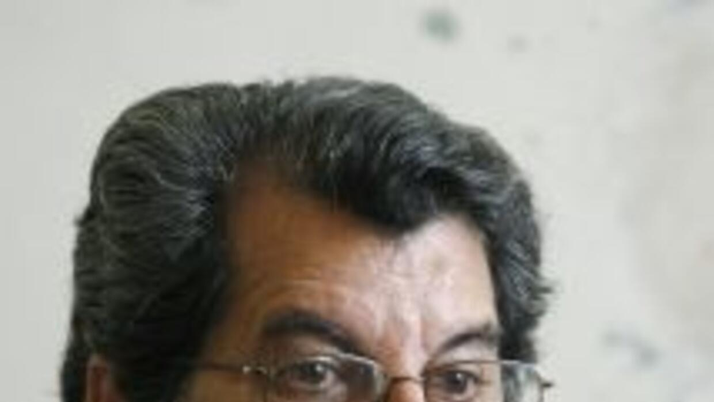 El opositor cubano Oswaldo Payá, uno de los más destacados líderes de la...