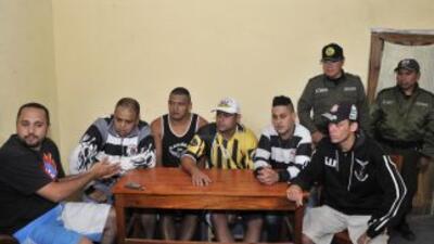 Siete hinchas del Corinthians de un total de doce, presos en Bolivia por...