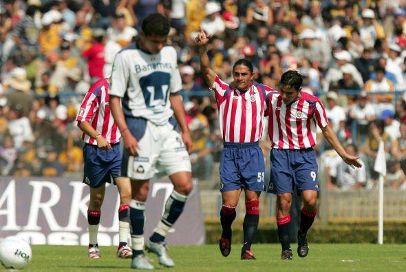 Luego del título en el Clausura 2004, tras la serie de penales, U...