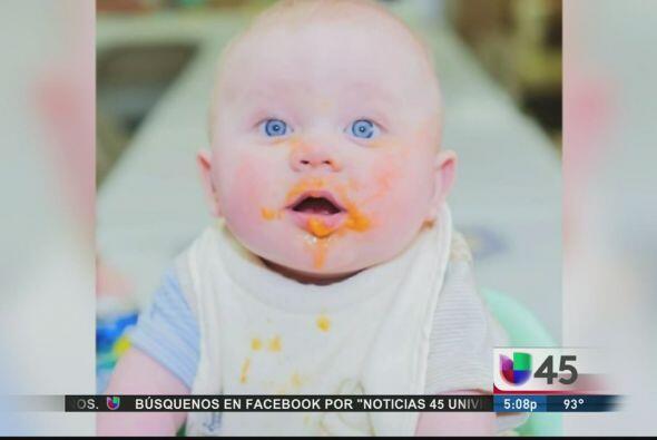 Este bebito es el único sobreviviente a una explosión por gas propano qu...