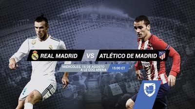 Siempre nos quedará Tallín: Real Madrid y Atlético disputarán su única final pendiente