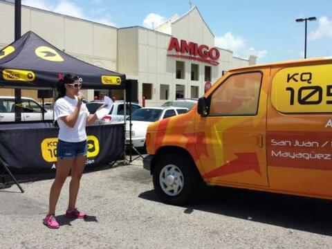 El Verano Extreme de Supermercados Amigo en Hatillo.   &nbsp...