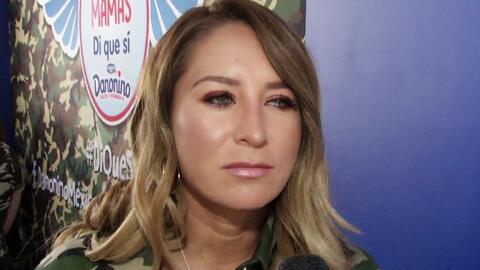 Geraldine Bazán no siente celos de su esposo Gabriel Soto