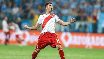 Fichaje 'Millonario': Exequiel Palacios, será el primer fichaje del Real Madrid para 2019