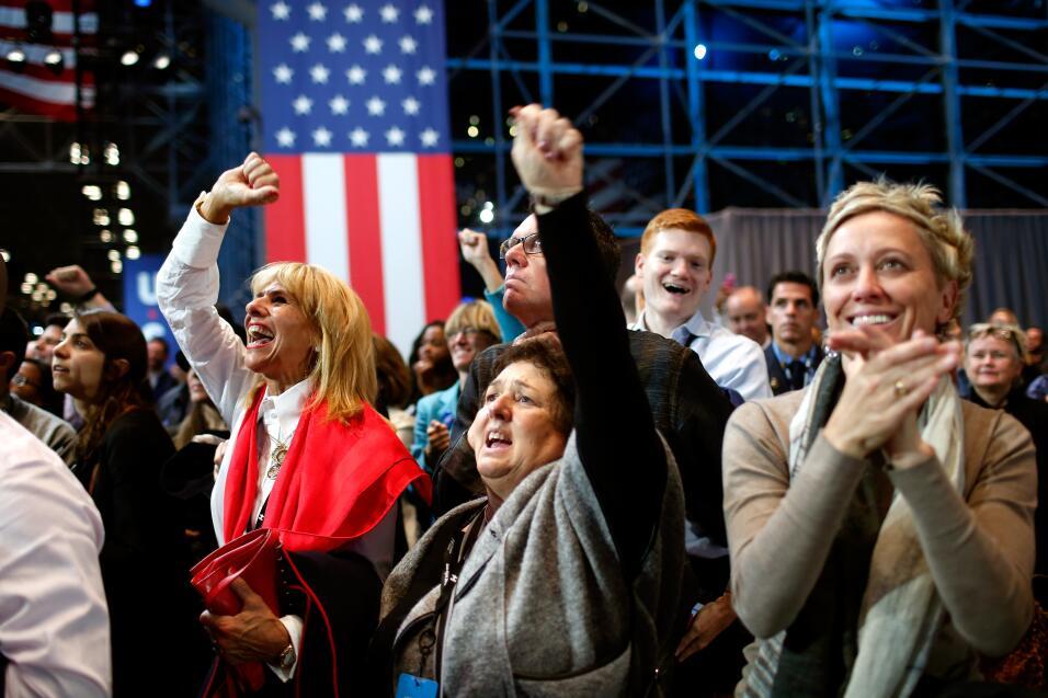 Demócratas Nueva York