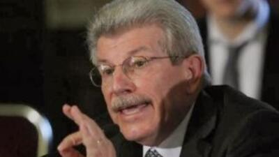 Juan Carlos Fábrega, presidente del Banco Central de la República Argent...