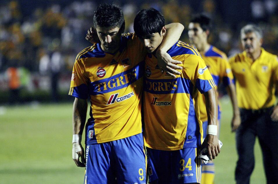 Cruz Azul estaría cerca de firmar a Raúl Ruidíaz Tigres Clausura 2011.jpg