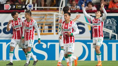 Los Rayos llegaron a 12 puntos en el Clausura 2018.