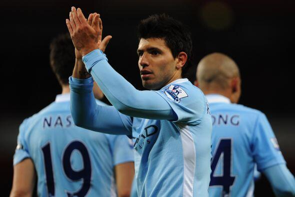 El 'Kun' no perdonó y con su gol bastó para que Manchester City eliminar...