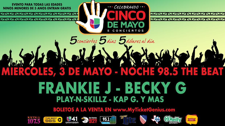 Cinco conciertos español 3