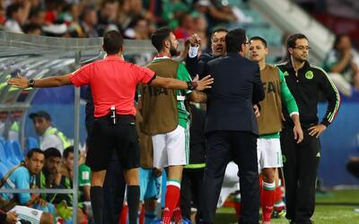 Osorio enfureció y lanzó un 'motherfu...' a DT de Nueva Zelanda