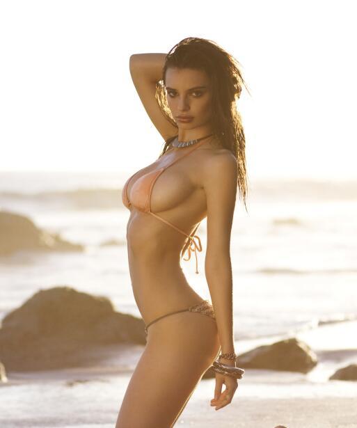 La actriz y modelo es una gran fanática de los deportes, y hace u...