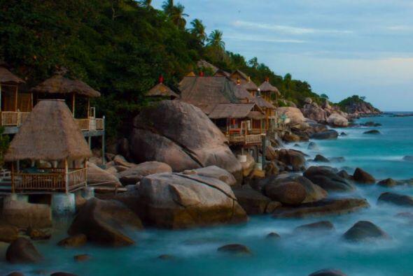 5. Ko Tao, Tailandia