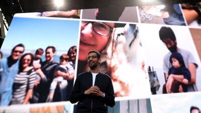 Sundar Pichai lleva a Google hacia un futuro sin teléfonos ni dispositivos.