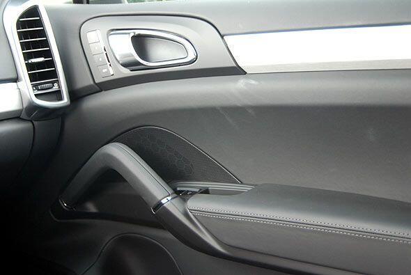 Los revestimientos utilizados en el interior ofrecen muchas variaciones...
