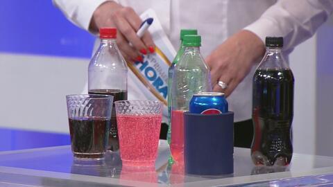 ¿Qué relación hay entre las sodas dietéticas y enfermedades como demenci...