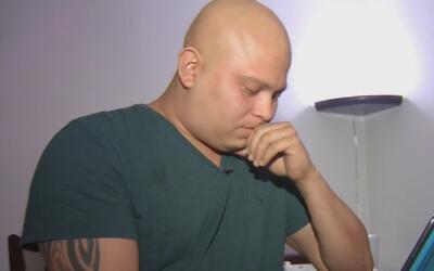 Un joven inmigrante libra una terrible batalla contra el cáncer y el tiempo