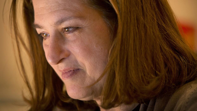 La periodista francesa Ursula Gauthier.