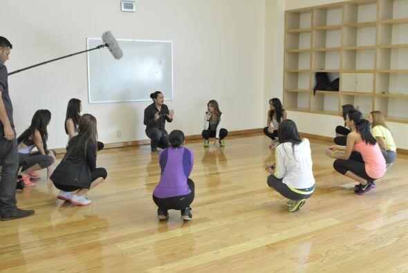 En otra de las clases, el profesor les pidió que pusieran mucha atención...