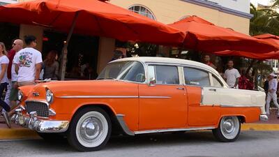 El valor como clásico del Chevrolet Bel Air de 1955 reside en el...