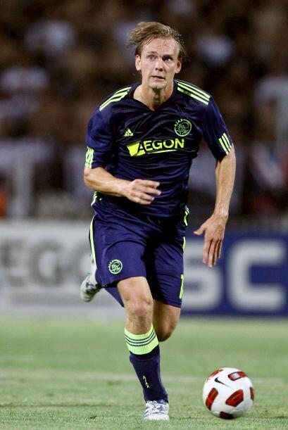 El es una de las perlas del Ajax, que volvió a ganar la Liga holandesa,...