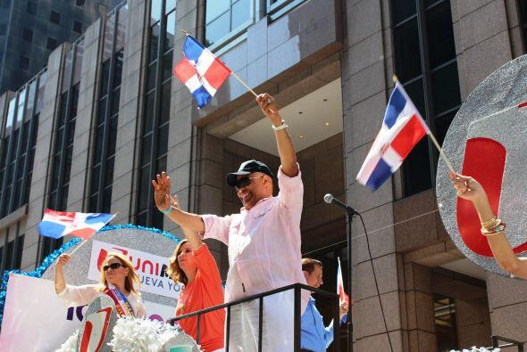 Desfile Dominicano 2013