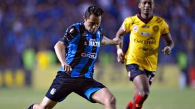 Querétaro 1-0 UdeG: Gallos sacó triunfo de último minuto ante Leones Neg...