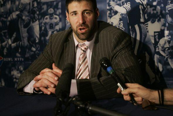 8. Mike Vrabel (Pittsburgh, Ronda 3, Selección #91 global, 1997).