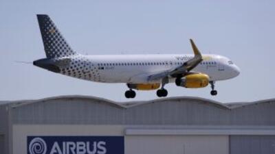 Instalaciones de Airbus en Sevilla.