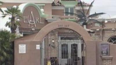 Lugar donde encontraron cuerpo de Anthony Duran