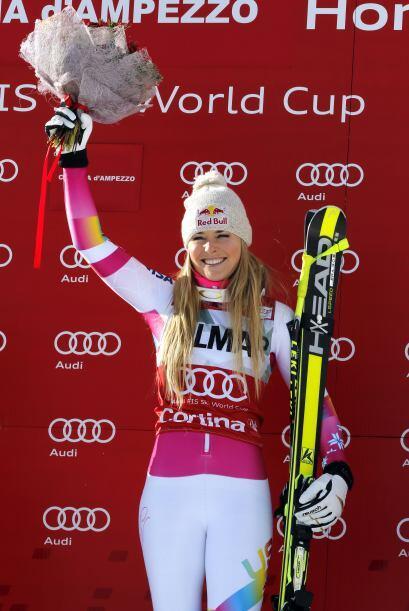 Vonn puede romper la marca de Moser-Proell en la competencia de slalom g...