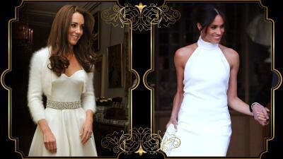 Sorry Kate, Meghan ya es la nueva 'fashion queen' (y le bastó un solo día)