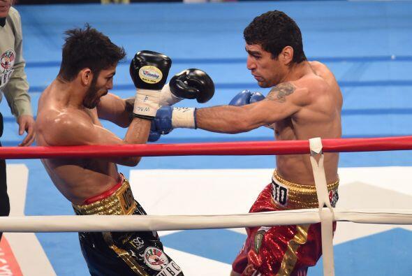 El mexicano Prieto siempre dio batalla, fiel a la tradición del boxeo me...