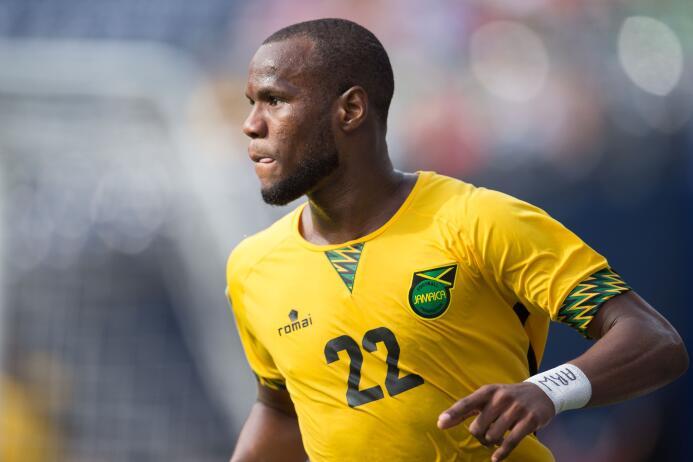 Romario Williams (Jamaica): un gol