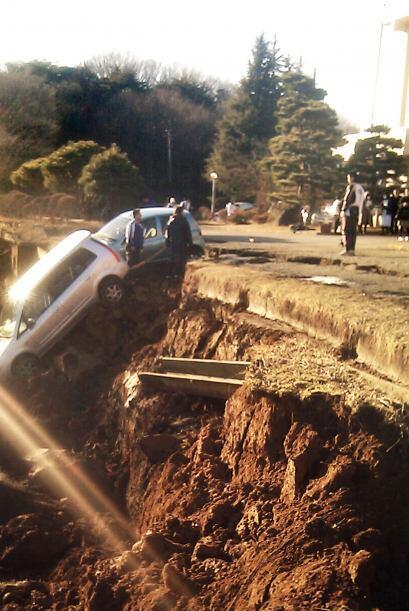 El miércoles pasado el país ya había sido golpeado con un sismo de magni...