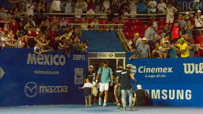 Novak Djokovic fue sorprendido por la muralla australiana Nick Kyrgios