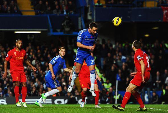 Pero un jugador que reaparecía con Chelsea sería el encargado de hacer e...
