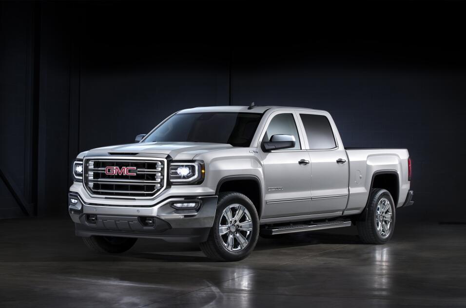 General Motors Venezolana cierra sus operaciones 2017-GMC-Sierra-SLT-025...