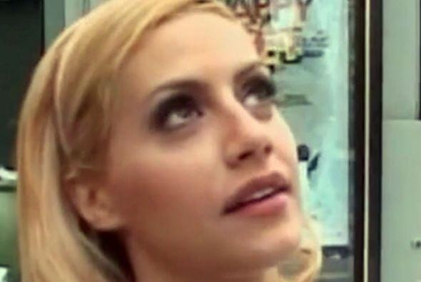 Brittany Murphy - 2009: Comenzó a recibir más atención después de sus ro...