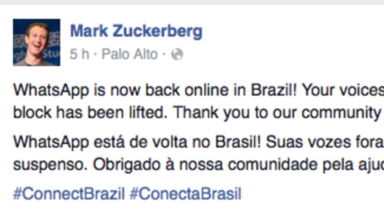 Las 12 horas  en las que Brasil se quedó sin WhatsApp Screen%20Shot%2020...