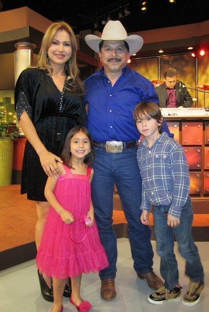 La familia fue un factor clave para la pronta recuperación de Emilio Nav...